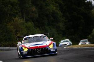 #45 CP Racing Mercedes-AMG GT3: Charles Putman, Charles Espenlaub, Shane Lewis