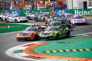 Start action, Larry ten Voorde, GP Elite, Laurin Heinrich, Huber Racing