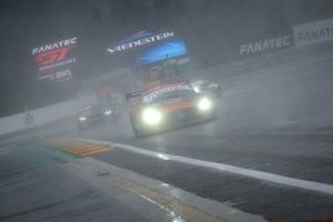#88 AKKA ASP Mercedes-AMG GT3: Raffaele Marciello, Daniel Juncadella, Jules Gounon
