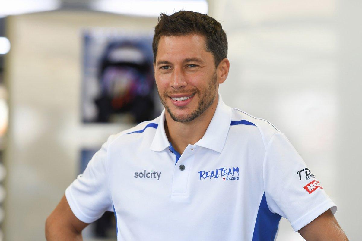 Loic Duval, Realteam Racing