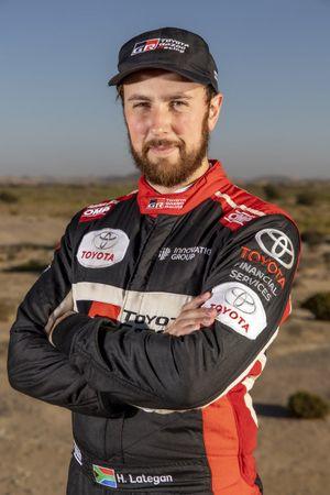 Henk Lategan, Toyota Gazoo Racing