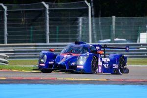 #11 Eurointernational Ligier JS P320 - Nissan LMP3, Andrea Dromedari, Jacopo Baratto, Joey Alders