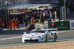 Emmanuel Collard, Porsche 911 GT1 1997