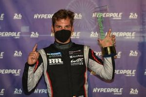 Ganador de la pole LMGTE Pro Dries Vanthoor, #72 Hub Auto Racing Porsche 911 RSR - 19 LMGTE Pro