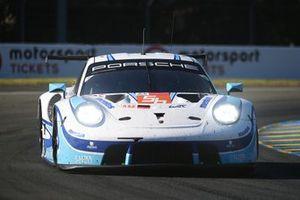 #56 Team Project 1 Porsche 911 RSR - 19 LMGTE Am di Egidio Perfetti, Matteo Cairoli, Riccardo Pera