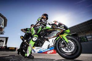 Philipp Oettl, Kawasaki Puccetti Racing, Estoril WorldSSP 2021
