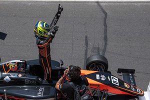 Oliver Bearman, Van Amersfoort Racing,