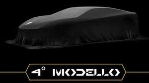 Lamborghini électrique