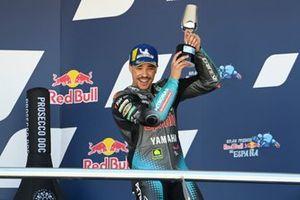 Podium: Franco Morbidelli, Petronas Yamaha SRT