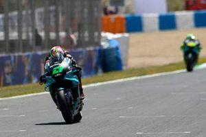Franco Morbidelli, Petronas Yamaha SRT, Valentino Rossi, Petronas Yamaha SRT