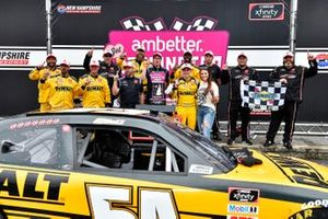 Christopher Bell, Joe Gibbs Racing, Toyota Supra DEWALT wins