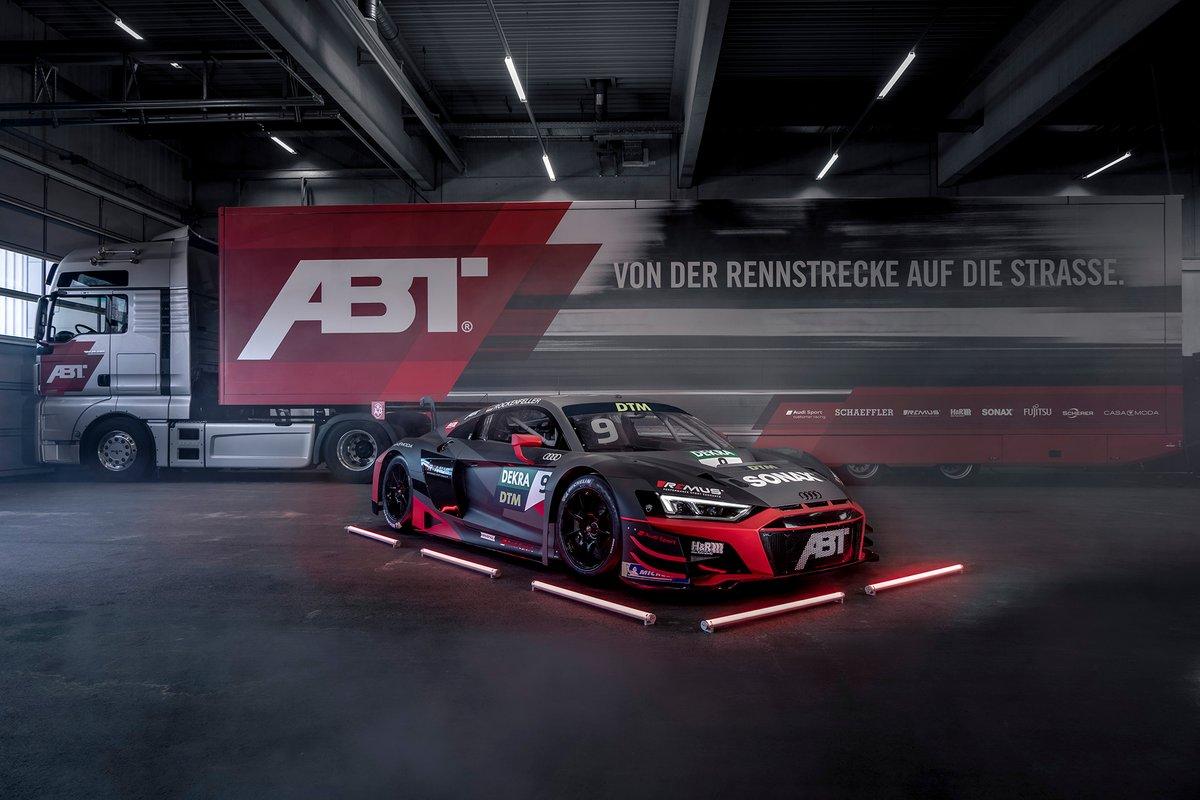 Mike Rockenfeller, Abt Sportsline, Audi R8 LMS GT3