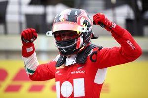 Race winner Arthur Leclerc, Prema Racing
