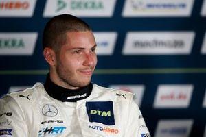 Vincent Abril, Haupt Racing Team, Press Conference