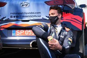 Ole Christian Veiby, Hyundai Motorsport