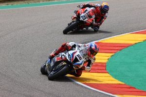 Tom Sykes, BMW Motorrad WorldSBK Team, Michael Ruben Rinaldi, Aruba.It Racing - Ducati