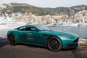 Aston Martin Safety Car, Monaco
