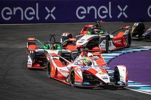 Alexander Sims, Mahindra Racing, M7Electro, Lucas Di Grassi, Audi Sport ABT Schaeffler, Audi e-tron FE07, Rene Rast, Audi Sport ABT Schaeffler, Audi e-tron FE07