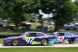 Cody Ware, SS Green Light Racing, Chevrolet Camaro Nurtec ODT, Josh Williams, DGM Racing, Chevrolet Camaro Alloy Employer Services