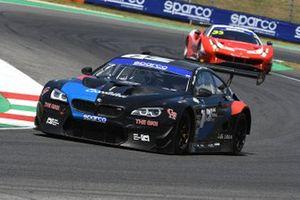 #7 Ceccato Motor Racing-BMW Team Italia, BMW M6 GT3: Stefano Comandini, Marius Zug, Bruno Spengler