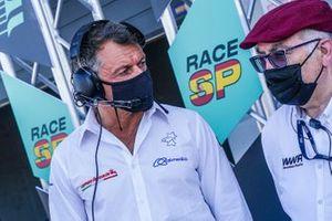 Mario Ferraris, Team Principal Romeo Ferraris-M1RA