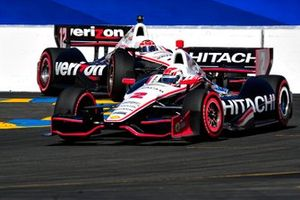 Will Power, Team Penske Chevrolet, Ryan Briscoe, Team Penske Chevrolet