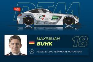 Maximilian Bukh, Mercedes AMG Team Mucke