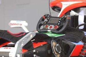 Steering wheel Mahindra Racing, Mahindra M7Electro