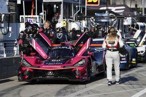 #60 Meyer Shank Racing w/Curb-Agajanian Acura DPi, Dane Cameron, Olivier Pla,