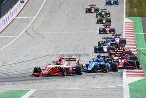 Olli Caldwell, Prema Racing, Victor Martins, MP Motorsport Jack Doohan, Trident