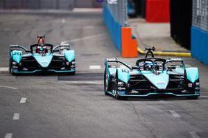 Sam Bird, Jaguar Racing, Jaguar I-TYPE 5, Mitch Evans, Jaguar Racing, Jaguar I-TYPE 5