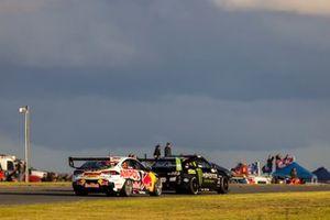 Cameron Waters, Tickford Ford, Shane van Gisbergen, Triple Eight Race Engineering