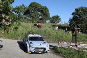 Craig Breen, Luis Louka, Hyundai Motorsport, Hyundai i20 R5