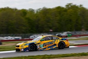 #96: Turner Motorsport BMW M6 GT3, GTD: Robby Foley, Bill Auberlen