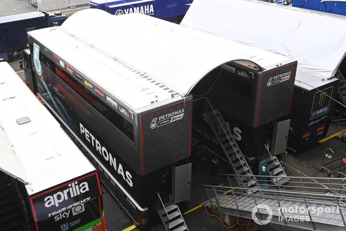Camiones Petronas Yamaha SRT