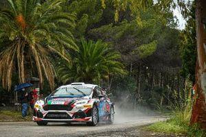 Luca Bottarelli, Walter Pasini, New Turbomark Rally Team, Ford Fiesta R5