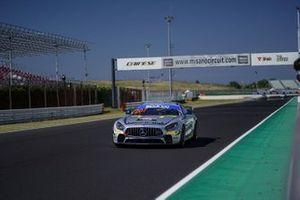 #207 Nova Race, Mercedes-AMG GT4: Luca Magnoni, Diego Di Fabio