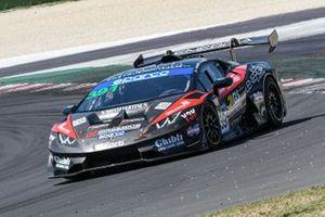 #391 Best Lap, Lamborghini Huracán Super Trofeo Evo: Massimiliano Mugelli, Lorenzo Pegoraro