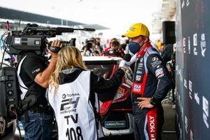 Il vincitore Jean-Karl Vernay, Engstler Hyundai N Liqui Moly Racing Team Hyundai Elantra N TCR