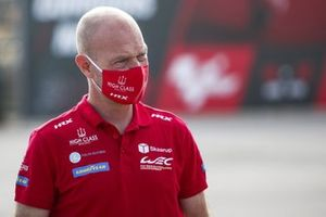 #20 High Class Racing Oreca 07 - Gibson: Jan Magnussen