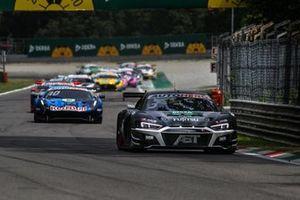 DTM-Action in Monza