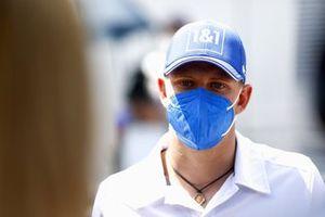 Mick Schumacher, Haas F1 parla con i media