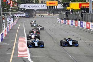 Guanyu Zhou, Uni-Virtuosi Racing and Felipe Drugovich, Uni-Virtuosi
