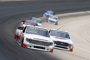 Brennan Poole, On Point Motorsports, Toyota Tundra, Cory Roper, Roper Racing, Ford F-150 CarQuest Auto Parts