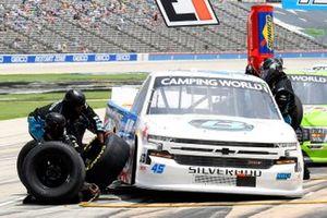 Ross Chastain, Niece Motorsports, Chevrolet Silverado Circle B Diecast pit stop