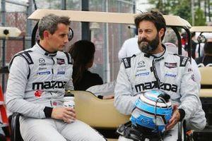 #55 Mazda Motorsports Mazda DPi: Jonathan Bomarito, Oliver Jarvis