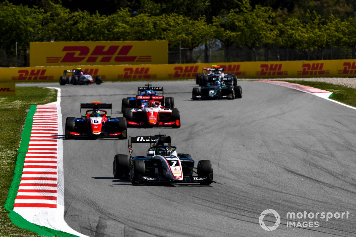 Frederik Vesti, ART Grand Prix, David Schumacher, Trident, Dennis Hauger, Prema Racing