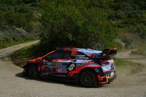 Ole Christian Veiby, Jonas Andersson, 2C Compétition, Hyundai Motorsport, Hyundai i20 Coupé WRC