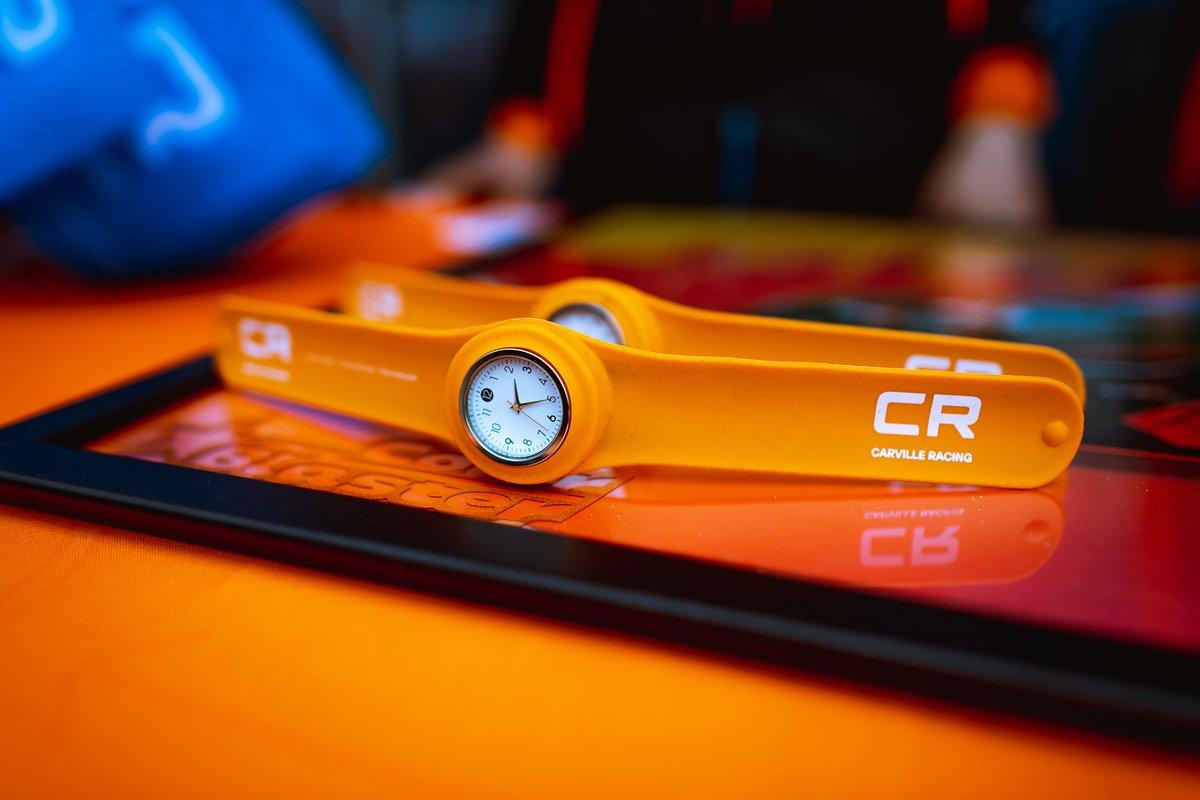 Сувениры команды Carville Racing