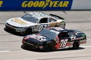 Jesse Little, B.J. McLeod Motorsports, Chevrolet Camaro Tufco Flooring